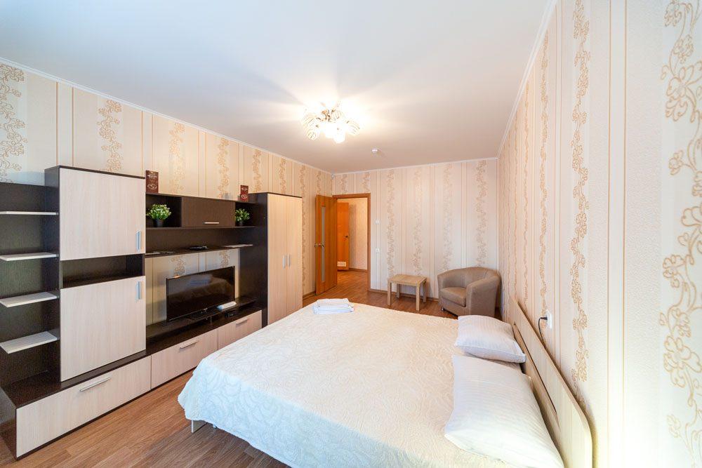 1-комнатные апартаменты с одним местом